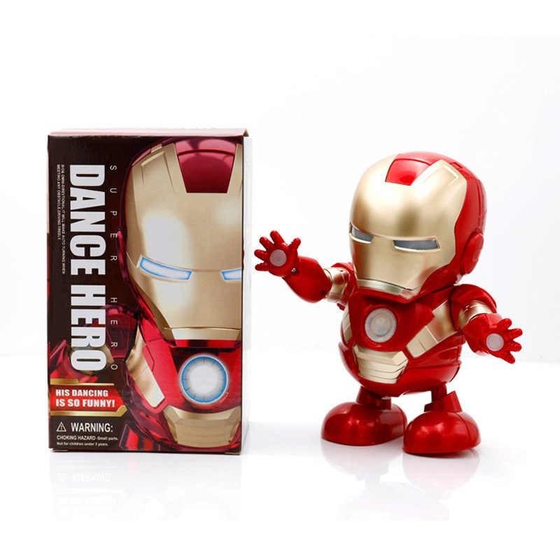 Супергерои Марвел танцующая игрушка в ассортименте