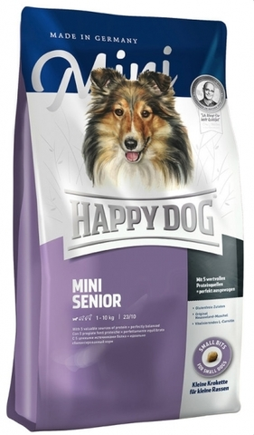 HAPPY DOG MINI SENIOR 4 кг