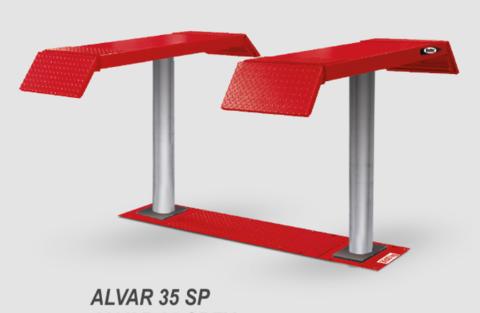Подъёмник плунжерный BUTLER ALVAR 35 SP