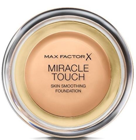 MF Miracle Touch тональная крем-пудра №75 Golden