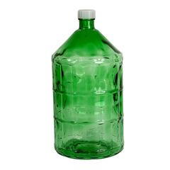 Бутыль 22 л стеклянная