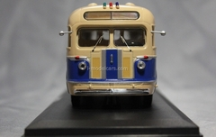 ZIS-155 beige-blue Classicbus 1:43
