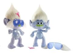 Игрушка Тролль Даймонд в модных очках
