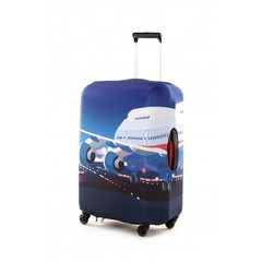 чехол для чемодана экстрапрочный «джет»