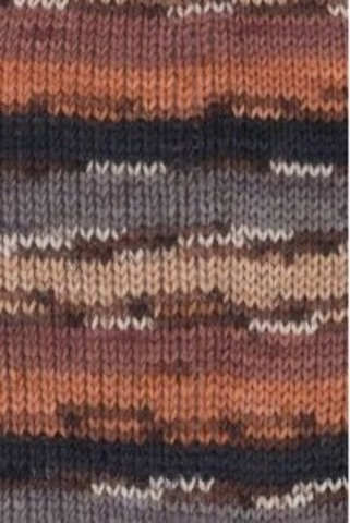 Gruendl Hot Socks Stripes 602
