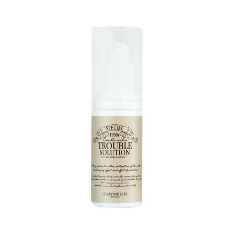 GRAYMELIN Trouble Solution Special Pore Essence Эссенция против акне (45 гр)