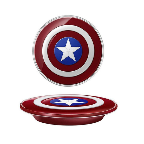 Samsung Pad Wireless Charger Capitan America