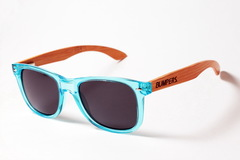 Очки Bumpers Wayfarer Blue Haze