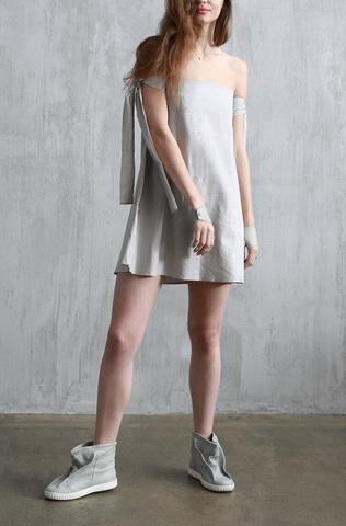 Платье «Sash Linen«»