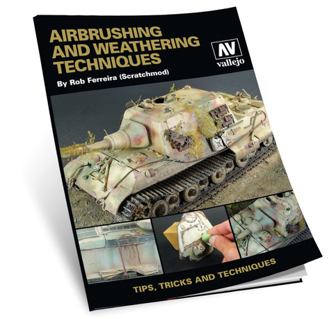 Book: Airbrushing And Weathering Techniques