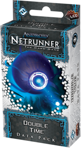 Android Netrunner LCG: Double Time Data Pack (Spin Cycle)