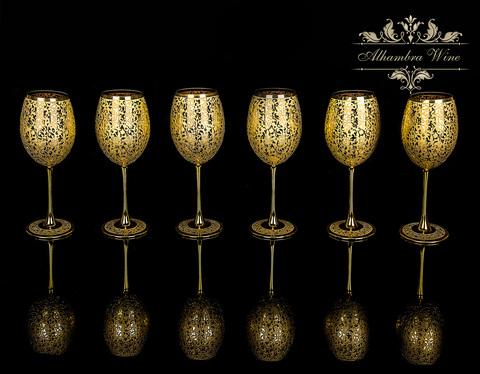 Набор для вина Alhambra на 6 персон