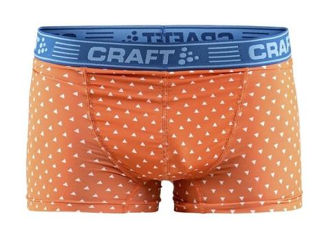 Craft Greatness 3 мужские трусы-боксеры 2018 orange