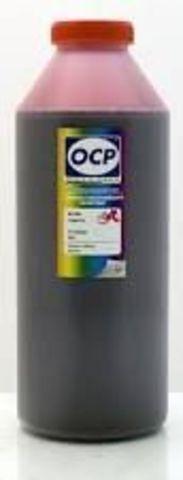 Чернила водные малиновые OCP M9142 для HP 72 - 1000 мл