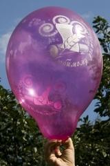Воздушные шары для учителей