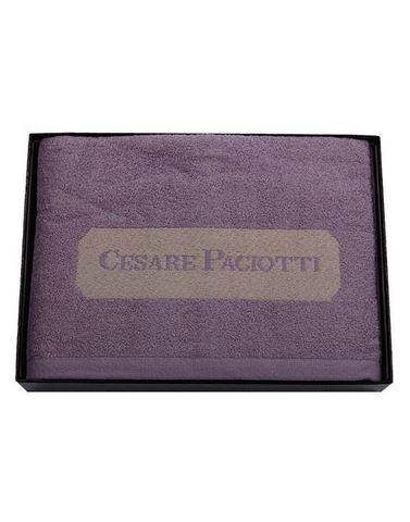 Полотенце 100х150 шт Cesare Paciotti Downtown V.33 сиреневое