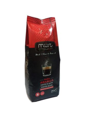 Кофе в зернах Must Pure Arabica 250 гр.