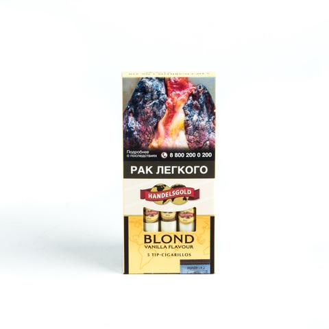 Сигариллы Handelsgold Vanilla Tip - Cigarillos 5 шт