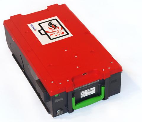 Комплект окрашивания для кассет Wincor Nixdorf
