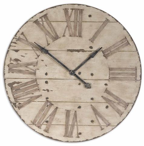 Часы настенные Uttermost 06671 Harrington