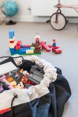 Мешок для игрушек Play&Go Classic ЧЕРНЫЙ 40006