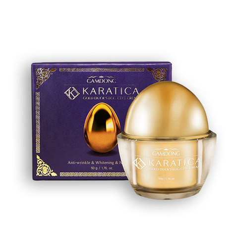 Крем KARATICA Gold Duck GDⅡ Cream 50g