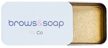 2a Co Brows&Soap стайлинг для моделирования бровей 30 г