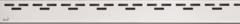 Накладная панель для душевого лотка 65 см Alcaplast HOPE-650M фото
