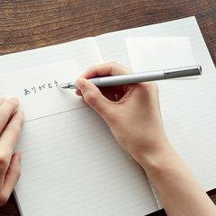Перьевая ручка Muji Aluminum Round Shaft (перо Fine)