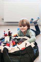Мешок для игрушек Play&Go Classic ЧЕРНЫЙ