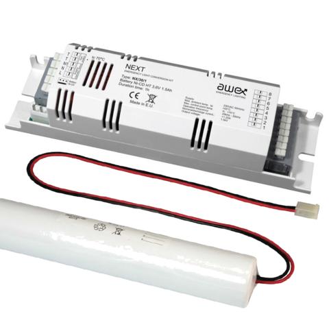 Блок аварийного питания для люминесцентных ламп 6-80W NEXT – внешний вид