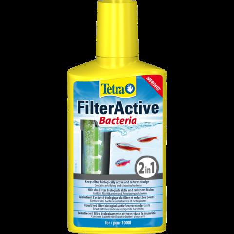 Tetra FilterActive кондиционер для поддержания биологической среды 250мл