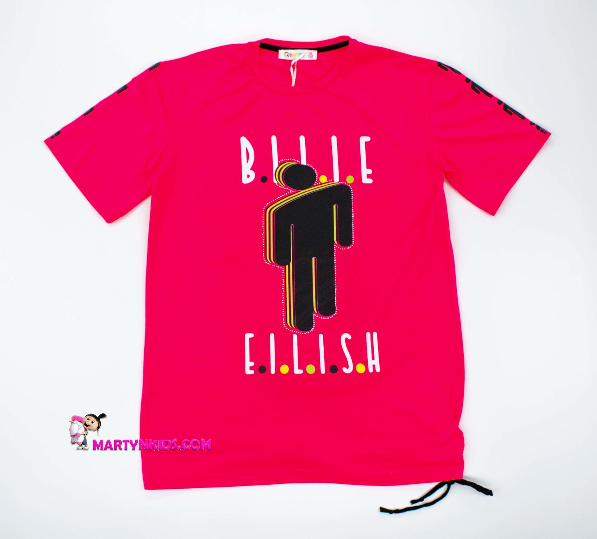 2584 футболка BILLIE EILISH Error