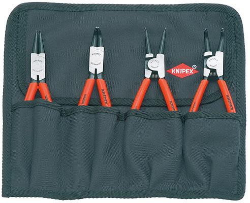 Набор щипцов для стопорных колец  Knipex KN-001956