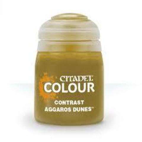 contrast: Aggaros dunes 18 ml.