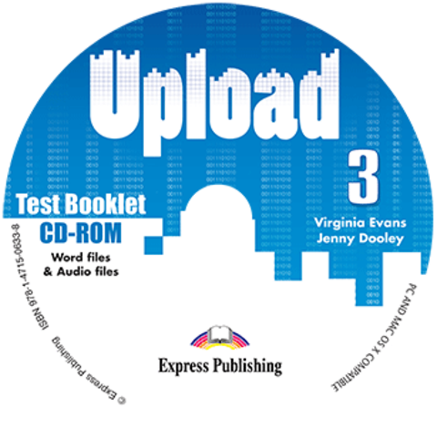 Upload 3. Test Booklet CD-ROM