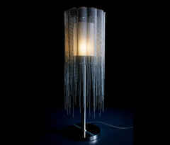 Willowlamp Scalloped Willow 280 Table Lamp