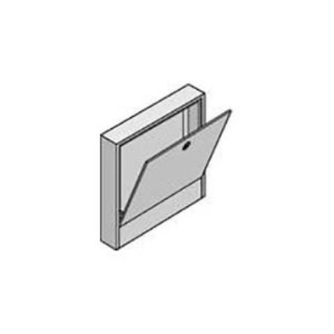 Шкаф коллекторный открытый  Uponor Vario NT 555 x 160 мм