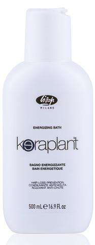 СТИМУЛИРУЮЩИЙ ШАМПУНЬ ПРОТИВ ВЫПАДЕНИЯ ВОЛОС Keraplant Energizing Bath Lisap