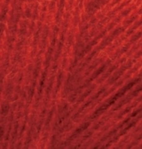 Купить Пряжа Alize Angora Real 40 Код цвета 056 | Интернет-магазин пряжи «Пряха»