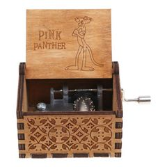 Music Box Pink Panther