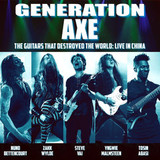 Generation Axe / The Guitars That Destroyed The World: Live In China (RU) (CD)