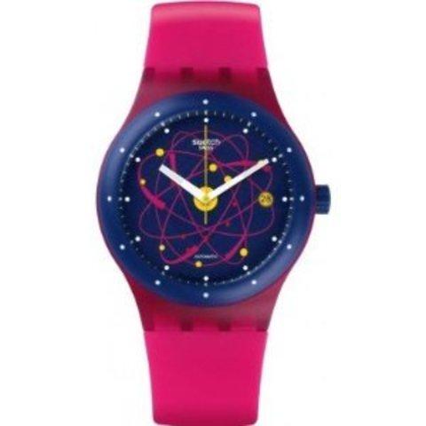 Купить Наручные часы Swatch SUTR401 SISTEM 51 по доступной цене