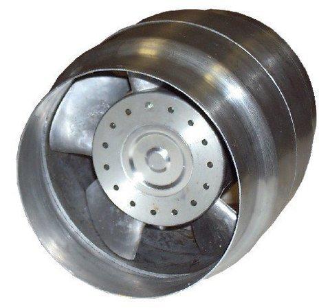 Вентилятор канальный Mmotors JSC ВОК 135/120 Т ОК (+150°С) (для камина, саун и бань, хамам)