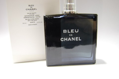Туалетная вода Chanel Blue de chanel (men) 100 ml tester