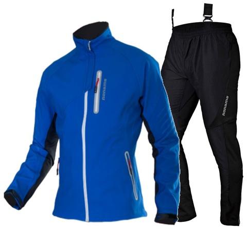 Лыжный костюм Noname Active on the move blue