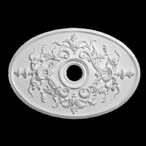 Розетка Европласт из полиуретана 1.56.041, интернет магазин Волео