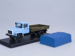 GAZ-33073 engine ZMZ-513 Cargo Taxi Start Scale Models (SSM) 1:43