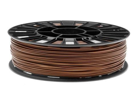 Пластик ABS REC 1.75 мм 750г., коричневый