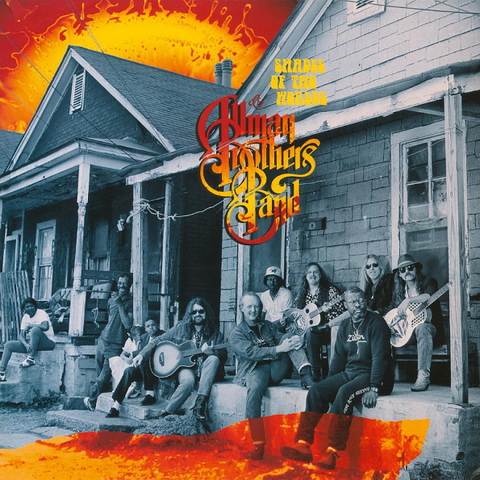 The Allman Brothers Band ‎/ Shades Of Two Worlds (LP)